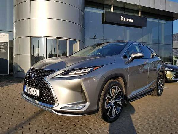 Lexus RX450H 4X4 EXECUTIVE TECHNOLOGY PANORAMA FACELIFT MY20 3.5L Petrol Hybrid