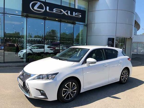 Lexus CT200h COMFORT + LEATHER 1.8L (HV special)