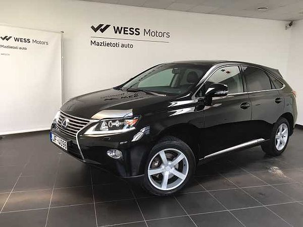 Lexus RX450h EXECUTIVE  HUD +Sunroof 3.5l petrol hybrid